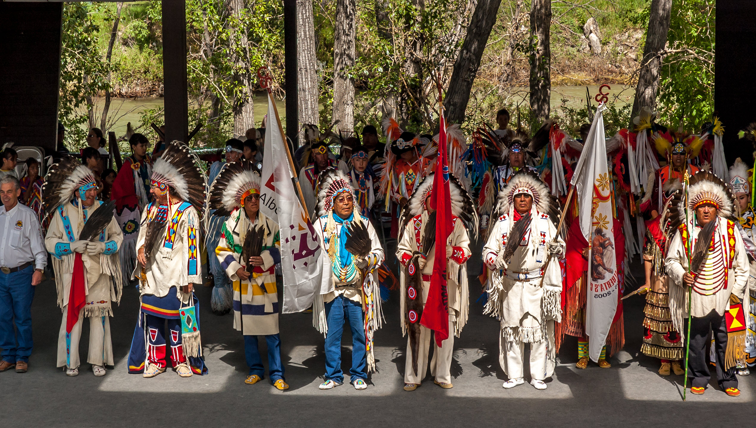 Alberta First Nations People