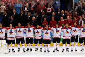Canadian Hockey Team Vancouver Olympics