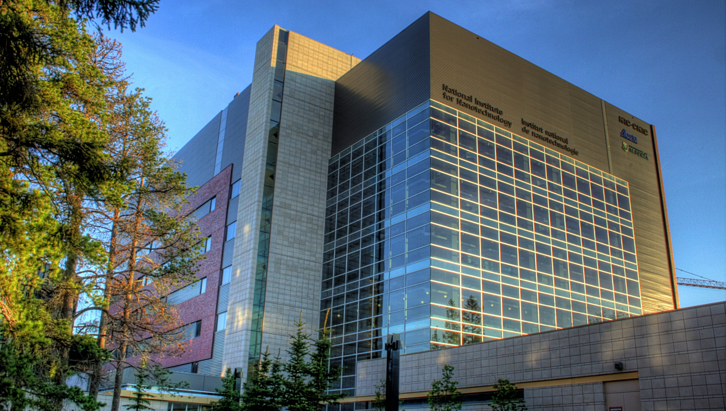National Institute for Nanotechnology - University of Alberta Edmonton