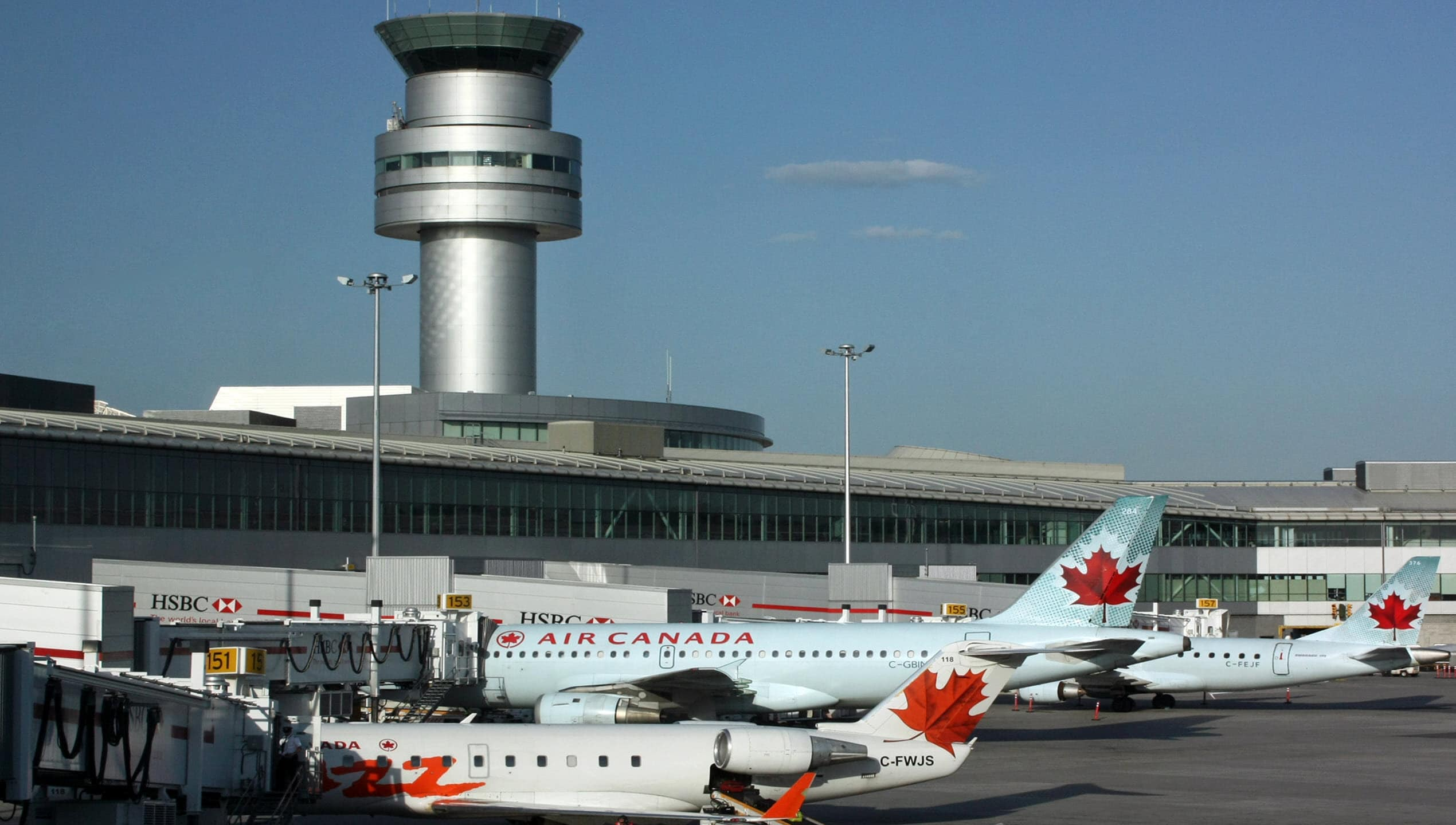 Pearson International Airport - Air Canada