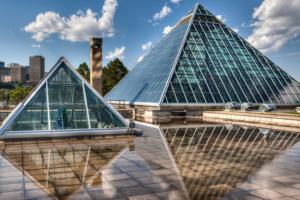 Edmonton Alberta Pyramids