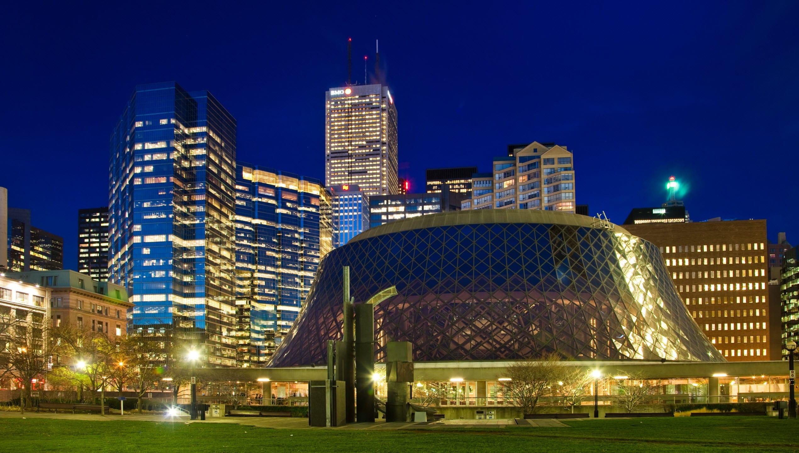 Roy Thompson Hall - Toronto