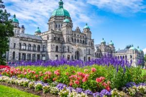 Victoria British Columbia Parliament